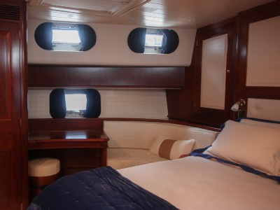 Sailing Yacht Aft cabine After